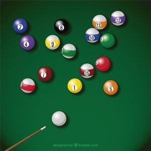 billiard ideas