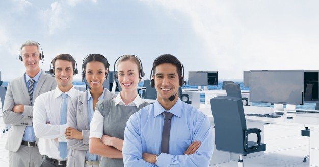 Internship call center operator