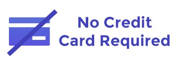 no credit card free trial